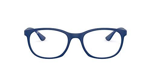 [レイバン] メガネ 0RX7183 SANDING BLUE 51