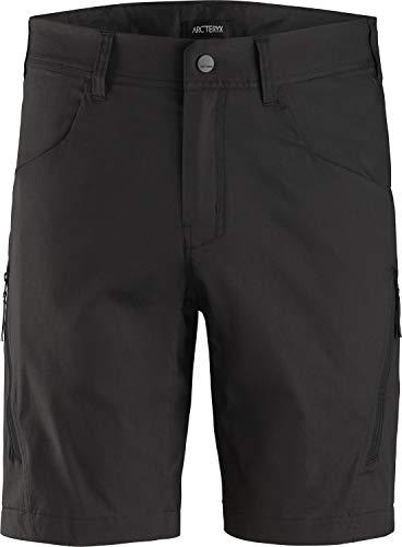 Arc'teryx Stowe ショートパンツ 9.5インチ メンズ US サイズ: 33 カラー: ブラック