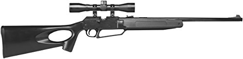 Winchester 1977XS Dual Ammo 1000 FPS Air Rifle, Black, One Size (991977-402)