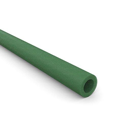 Ampel 24 Stangenschutz für Trampolin Netzpfosten, Schaumstoffrolle grün, Gartentrampolin Schaumrolle einzeln kombinierbar