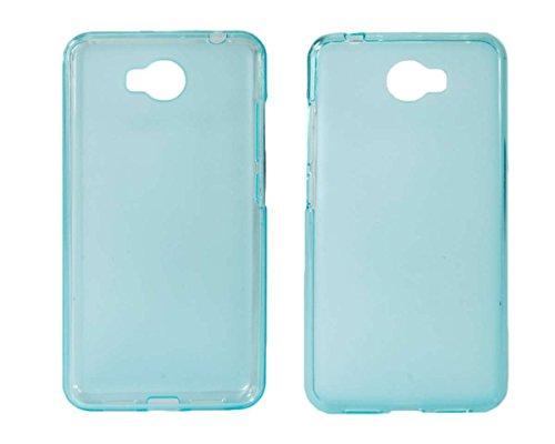 caseroxx TPU-Hülle für Archos 50 Cobalt, Handy Hülle Tasche (TPU-Hülle in hellblau)