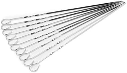 WZHC Banquet Dinner Max 70% OFF Skewers Steel Stainless Barbecue Ranking TOP5 10