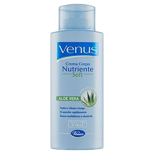 Fluid Body Cream Nourishing Soft With Aloe Vera 250 ml