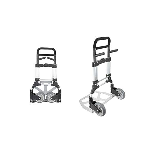 Pack-N-Roll 83-297-917 Folding Hand Truck Dolly, 500 lbs Capacity