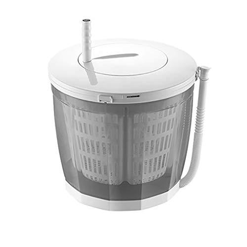 Lavadora de Escritorio/Secadora portátil Manual de la Mano de la Ropa de la Lavadora no-eléctrica y secador rotatorio