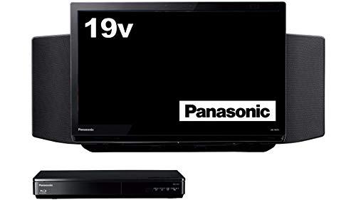 パナソニック 19V型 液晶 テレビ プライベート・ビエラUN-19Z1-K ハイビジョン   2017年モデル