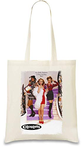 Ahnungsloses Plakat - Clueless Poster Custom Printed Tote Bag| 100% Soft Cotton| Natural Color & Eco-Friendly| Unique, Re-Usable & Stylish Handbag For Every Day Use| Custom Shoulder Bags By Design