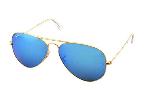 Ray-Ban Aviator Classic Metal Oro Mujer Gafas de sol