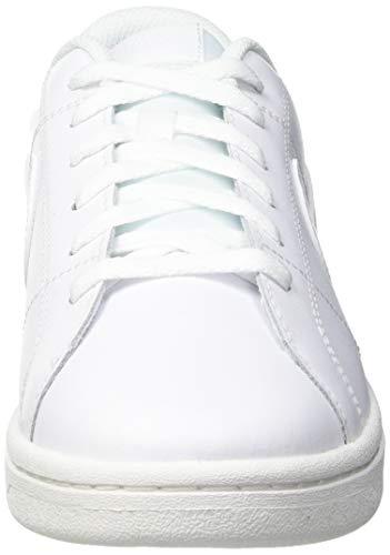 Nike Court Royale 2, Zapatos de Tenis Hombre, Blanco, 44 EU