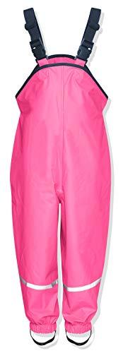 Playshoes Regenlatzhose Textilfutter 405514 Unisex - Kinder Hosen/ Lang, Gr. 116, Rosa (pink 18)