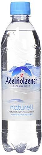 Adelholzener Naturell, 18er Pack, EINWEG (18 x 500 ml)