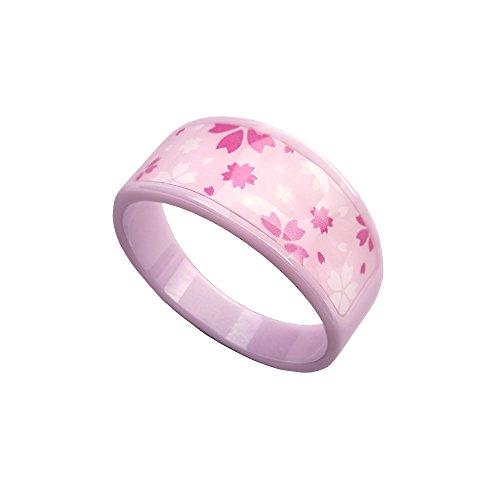keydex NFC multifunción anillo # 12(2,10en), de cerámica, impermeable patente