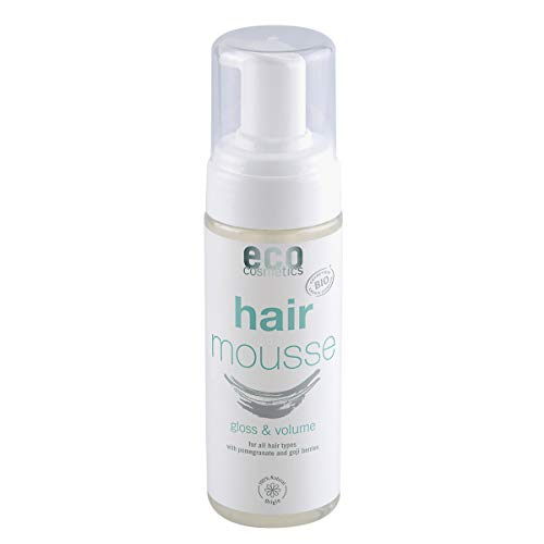 Eco Cosmetics 150Ml Mousse De Cheveux