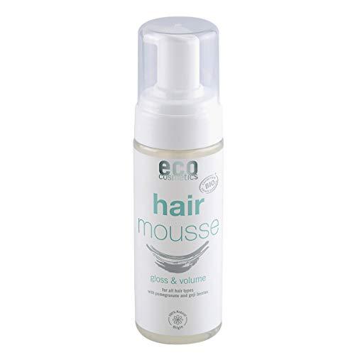 ECO Cosmetics Bio Haarschaum, Schaumfestiger Volumen 150ML