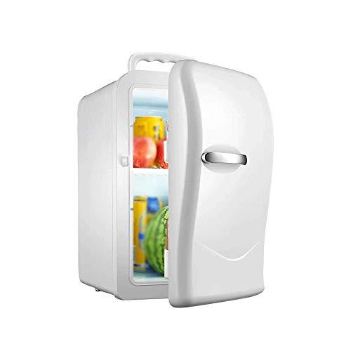 Sdesign Pequeño Mini refrigerador y Calentador |Compacto, portátil y Tranquilo |Compacto portátil de Calentamiento y enfriamiento Box, 12 V / 220 V