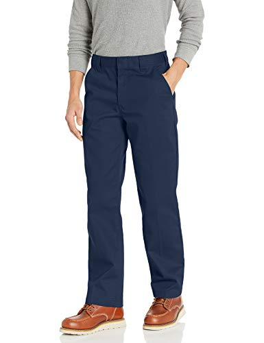 Stain & Wrinkle-Resistant Classic Work Pant Uomo