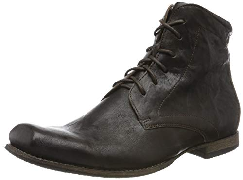 Think! Herren Guru_585699 Desert Boots, Braun (Espresso 41), 43 EU