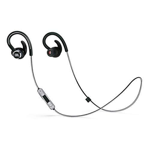 Fone de ouvido in ear bluetooth esportivo Preto JBLREFCONTOUR2BLK