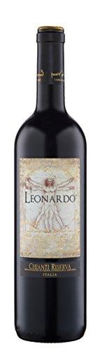 Cantine Leonardo da Vinci - Chianti Riserva D.O.C.G. - Italien - Rotwein trocken 6er Pack
