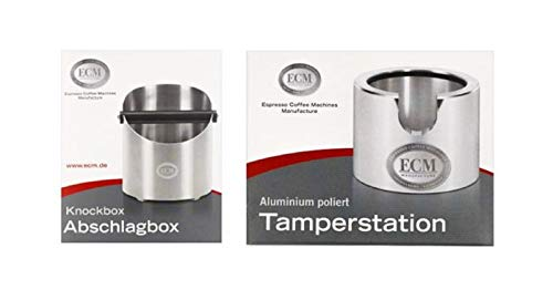ECM Knockbox und ECM Tamperstation Sparset Bundle