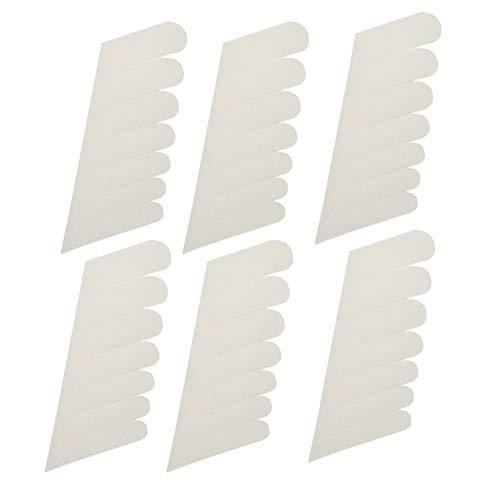 Nagel-Flecken - Adhesive Silk Nagel-Verpackungs-Verstärkung Nagel-Schutz-Aufkleber UV-Gel-Nagel-Werkzeug