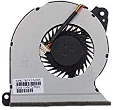 wangpeng CPU Cooling Fan for HP Probook 440 445 450 455 470 G2 Series Laptop, P/N 767433-001