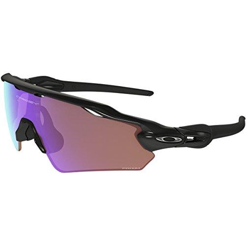 Oakley Radar Ev Path (A), Gafas de Sol para Hombre, Silver, 35