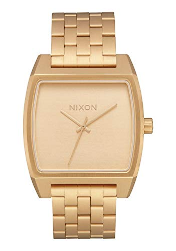 Nixon Men's Time Tracker All Gold One Size
