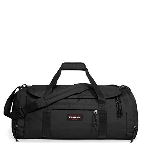 Eastpak Reader M + Bolsa de viaje, 63 cm, 51.5 L, Negro (Black)