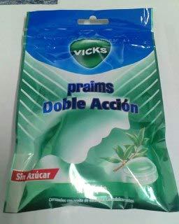Procter & Gamble CARAMELOS VICKS PRAIMS DOBLE ACCION BOL