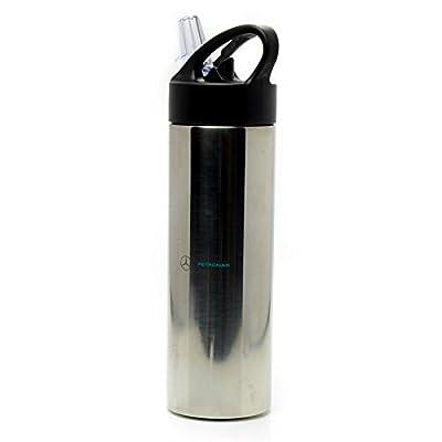 Mercedes Benz Petronas AMG Formula 1 Stainless Steel Water Bottle