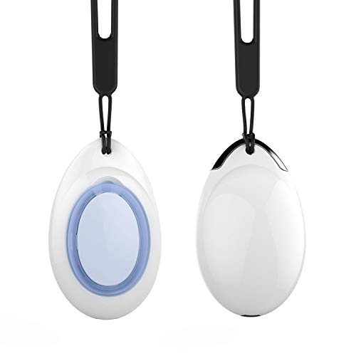 Wearable-Air-Purifier-Personal-Necklace-Air-Freshener-Portable-Ionizer-Smoke-Bacteria-Remover-USB-Rechargeable-Air-Cleaner-Negative-Ion-Generator-Low-Noise-Compact-Ionic-Purifier-for-Adults-Kids