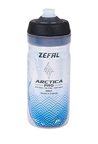 Zéfal Artica PRO 55, Bottiglia. Unisex-Adulto, Blu, 550ml
