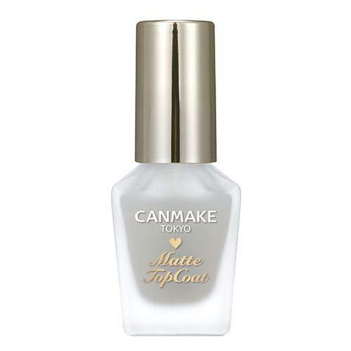 CANMAKE(キャンメイク)『カラフルネイルズMTC マットトップコート』