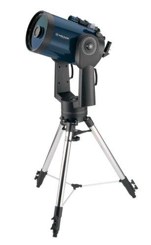 Meade LX90 ACF-10 cannocchiale (254 mm Diametro lente, F/10 Rapporto di apertura) con GPS, UHTC, SmartFinder e treppiedi