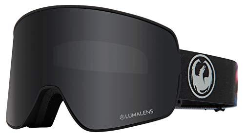 Dragon Alliance Mens NFX2 Snow Goggles, Blakepaulsig20/Lumalens Violet, Lumalens Dark Smoke, OFA