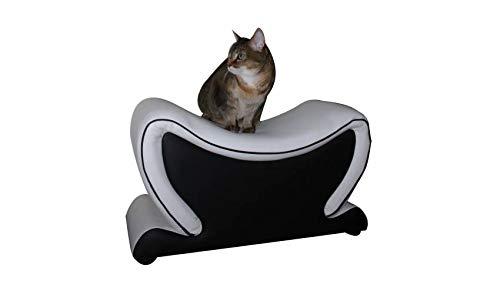 Pouf design pour chat et chien New York