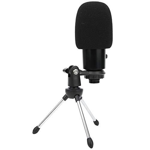 Goudiy Condenser Microphone Bundle, Multipurpose Microphone Kit, Professional for Phone Computer