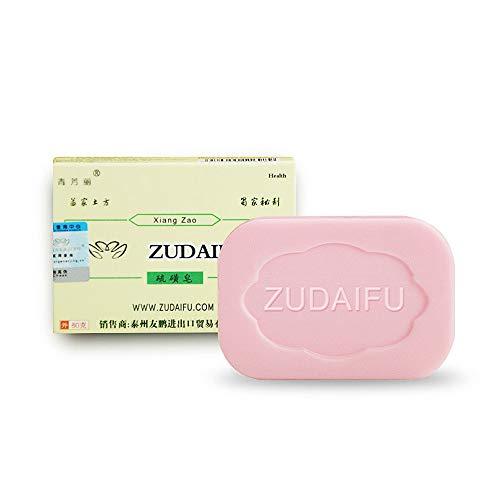 Jabón de masaje antifatiga y antialérgico, antiacné, lubrica la piel, antimanchas, elimina las verrugas (a)