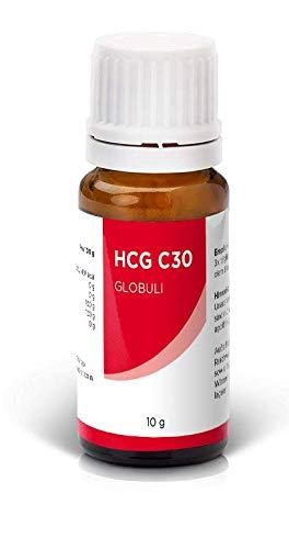HCG C30 Globuli 10 g (HCG Diät) Hormonfrei