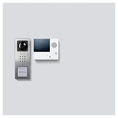 Siedle&Söhne Video-Set Set CVB 850-1 E/W Siedle Basic In-Home-Bus Türsprech-Set 4056138008971