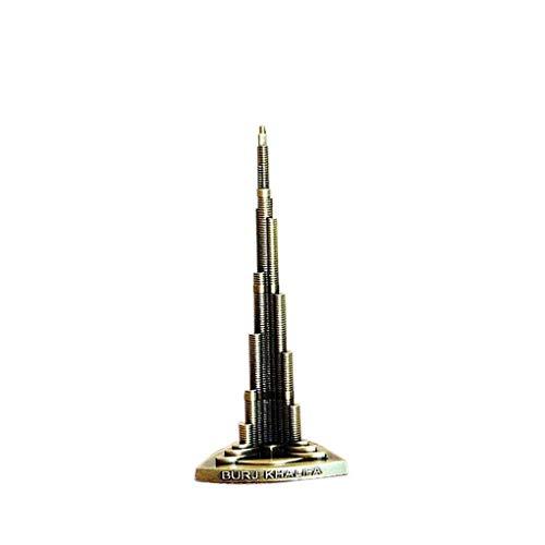 Carry stone Burj Khalifa Dubai Worlds höchste Gebäude-Architektur vorbildliche Dekoration