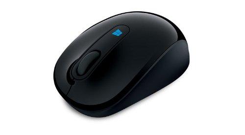 Microsoft Sculpt Mobile Mouse - Black (43U-00001)