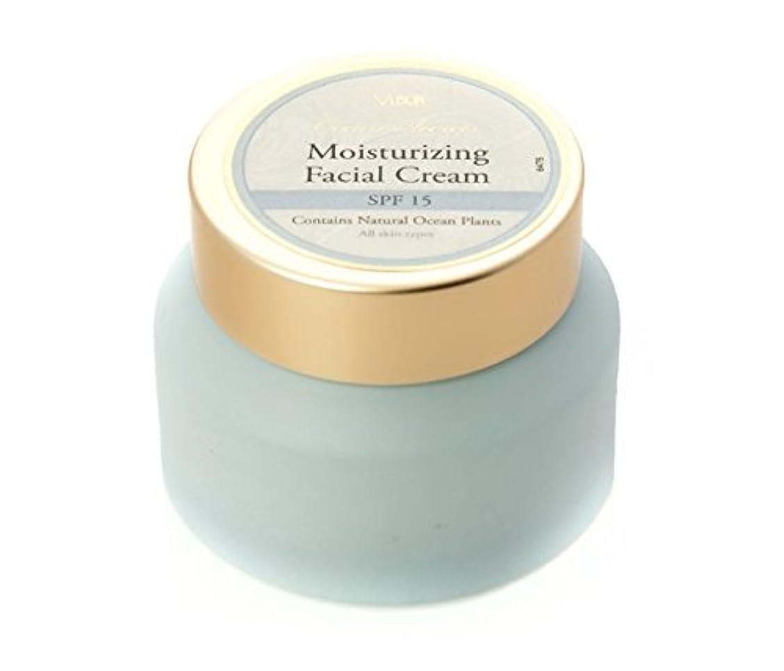 スキニー失う命令的【SABON(サボン)】モイスチャライジング フェイシャルクリームSPF15(Ocean Secrets AP Moisturizing Facial Cream SPF 15)イスラエル発 並行輸入品 海外直送