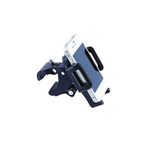 Adjustable Cell Phone Mount by LIBERTY Assistive - Cell Phone Mount for Wheelchairs, Walkers, Knee Walkers, Rollators, and Scooters