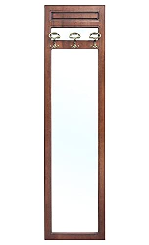Arteferretto Pannello Appendiabiti con Specchio