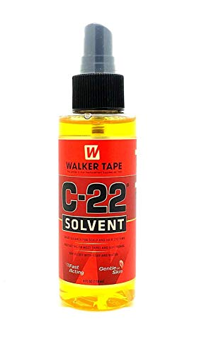 Walker's C22 Solvent Spray For Lace Wigs & Toupees (4OZ)