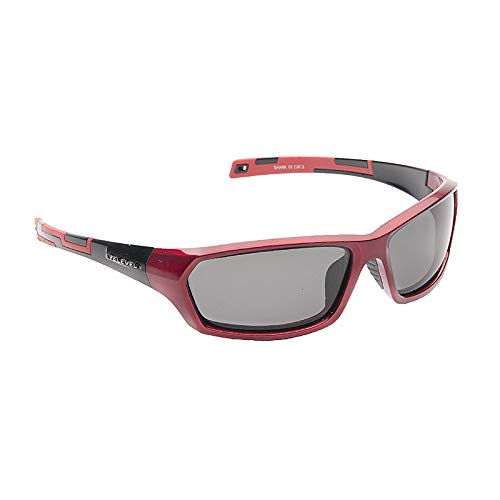 Eyelevel Sunglasses Shark FR.Red Gafas de Sol, Adultos Unisex, Red (Rojo), Talla Única