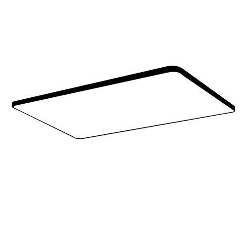 Sencillez Lámparas de techo cuadradas ultra delgadas Lámparas de techo para la sala de estar techo de candelabros para la lámpara de techo moderna del pasillo para el pasillo de la sala de estar