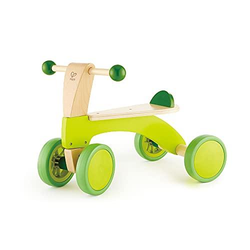 Hape Rutschrad aus Holz   Rutschrad mit vier...